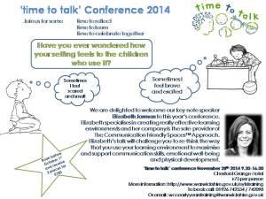 Conference Info Elizabeth Jarman 5.9.2014 (2)