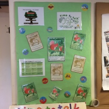 chatter matters week display