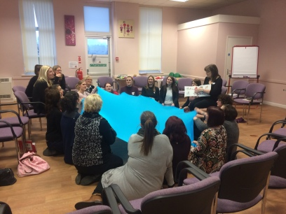 Seven Stories - Sue Walters Workshop (1)