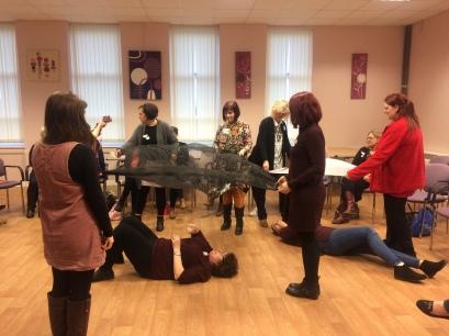 Seven Stories - Sue Walters Workshop (2)