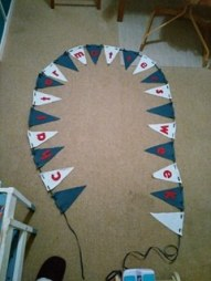 homemade-bunting-threaded